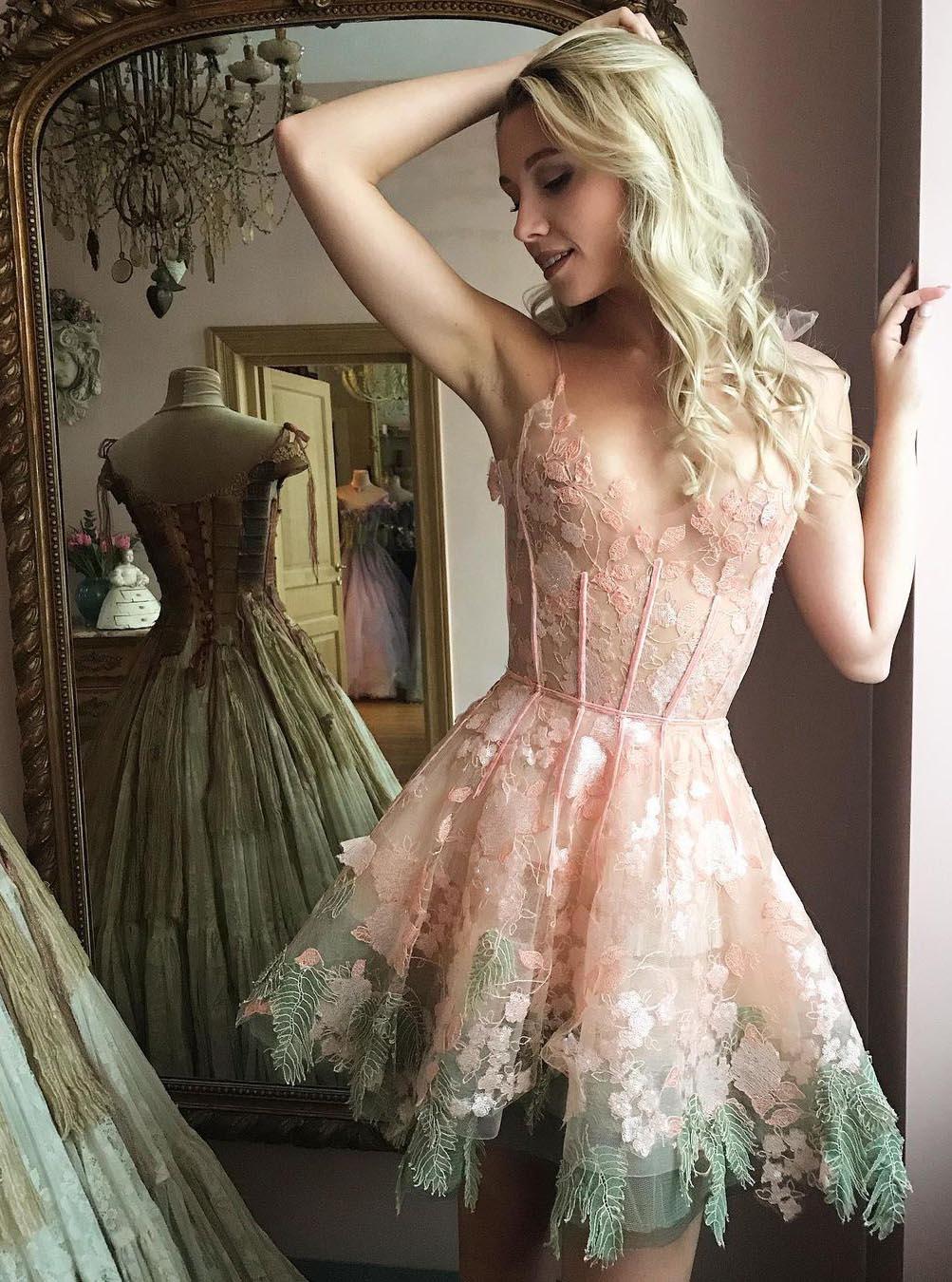 Petite robe fleurie Sylvie Facon